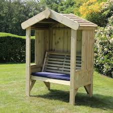 croft cottage 2 seat enclosed