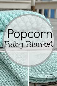 Easy Baby Blanket Knitting Patterns For Beginners Custom Easy Knitting Patterns Popcorn Baby Blanket Peace But Not Quiet
