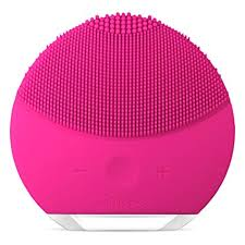 Foreo Luna Mini2 Facial Cleansing Brush And Portable Skin Care Device Made With Ultra Hygienic Soft Silicone For Every Skin Type Usb Rechargeable