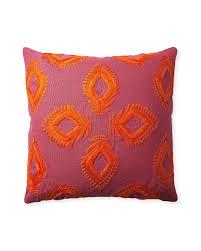 fuschia furniture. Leighton Pillow Cover - Fuchsia, Fuschia Furniture S