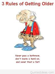 Getting Older Quotes Adorable Funny Rules Of Getting Older Quotes
