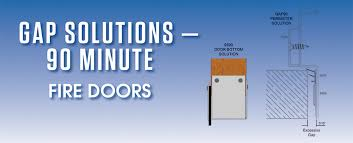 gap solutions 90 minute fire doors