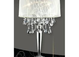 crystal beaded table lamp shades chandelier with ornamentation lighting extraordinary