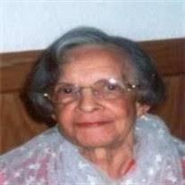 Mrs. Roxie Minnie Smith Obituary - Visitation & Funeral Information
