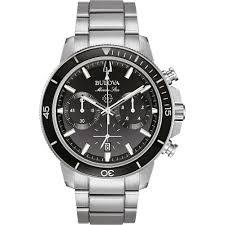 Orologio Cronografo da Uomo Bulova 96B272, M. star 2019