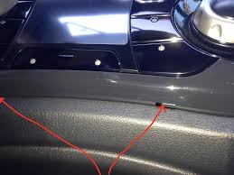 2012 nissan juke stereo replacement steering wheel controls lift up and pull it out towards you the removal tool or screwdriver being sure the tool is well inserted behind the face to avoid it slipping out