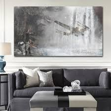 Modern Painting For Living Room American Modern Painting Promotion Shop For Promotional American