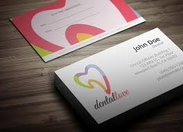dental visiting card design dentist business card design download ready to print