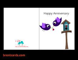 Printable Wedding Anniversary Cards Printable Wedding Anniversary Cards For Husband Free Printable 7