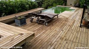 A Nicely Stained Or Oiled Deck Can Make A Huge Difference To