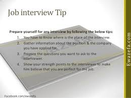 Interview Tip Interview How To Write Your C V Tips