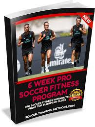 6 week soccer program train like a pro