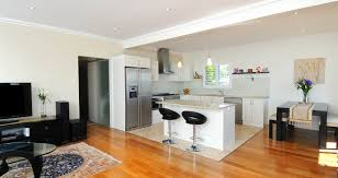 open plan kitchen and lounge ideas elegant open plan kitchen and