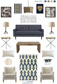 rustic chic living room design inspiration