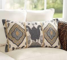 Pottery Barn Lumbar Pillow Covers