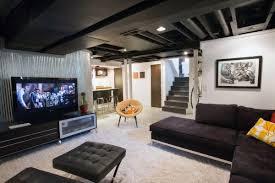 painted basement ceiling ideas. Painted Basement Ceiling Ideas E