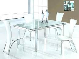 round glass dining table set modern round glass dining tables modern round glass dining table set gorgeous room the most wood glass top dining table set