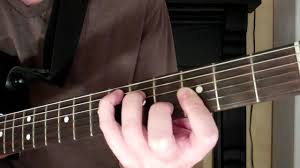 How To Play The Eb Chord On Guitar E Flat Major