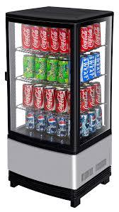 glass door merchandising freezer crt771r