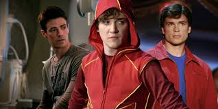 Why <b>Smallville's</b> Flash Was Bart Allen, Not Barry | Screen Rant
