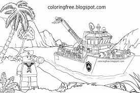 Coloring Pages Lego Police Stwbowlfestcom