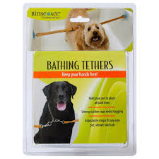 Amazon.com: Rinse Ace Pet Bathing Tether Straps, 2 Pack: Home ...
