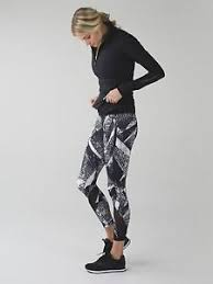Lululemon Pants Size Chart Details About Hot Original Lululemon Ladies Inspire Tight Ii Running Fitness Yoga Workout