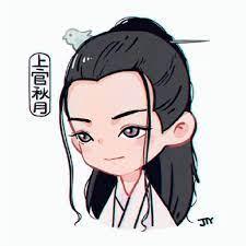 Ảnh Chibi... - Triệu Lộ Tư - Tam công chúa Trần Thiên Thiên