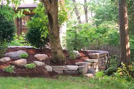 some stone retaining wall pictures ground trades xchange a landscaping forum