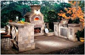 outdoor fireplace and pizza oven outdoor fireplace pizza oven combo outdoor fireplace with pizza oven splendid