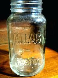 Kerr Mason Jar Age Chart Kerr Mason Jars Best Atlas Ball Dominion Gem Jar Sizes