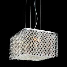 picture of contemporary crystal chandelier style
