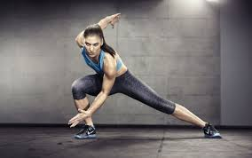 nike fit and fitness image
