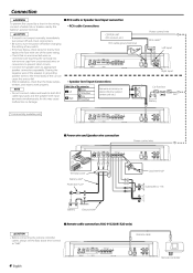 kenwood kac9102d instruction manual page 5 Kenwood Kac 9102d Wiring Diagram type your new search above kenwood kac-9102d wiring diagram