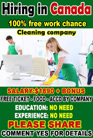 Cleaning Company Jobs Cleaning Jobs In Canada Apply Now Europe Jobs Networkeurope Jobs
