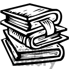 300x300 stack of books clipart black and white clipart panda