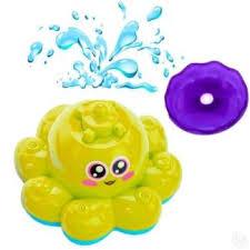 <b>Игрушка</b> детская для ванны <b>BRADEX</b>, <b>Фонтан</b>-<b>осьминожка</b> ...
