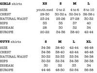 American Eagle Jean Size Chart American Eagle Jeans Size Chart