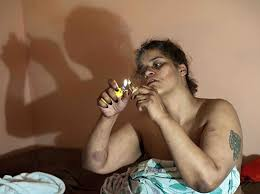"""CRAZY COOL GROOVY!!!: CARMELA: """"I AM MORE THAN JUST A NAKED PROSTITUTE WHO  SMOKES CRACK""""!!!"""