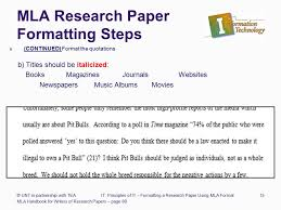 Mla Cover Page 2019 Automatic Research Paper Formatting Custom Paper Example February