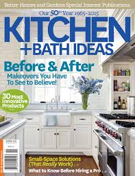 Bhg Kitchen And Bath Kitchen Bath Ideas Spring 2015 Normandy Remodeling