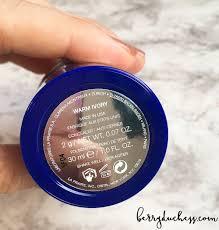 La Prairie Foundation Color Chart La Prairie Skin Caviar Concealer Foundation Review