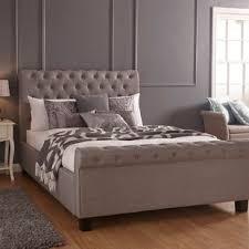 Quinn Betty Upholstered Ottoman Bed