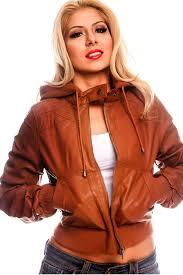 tan faux leather detachable cropped er moto jacket