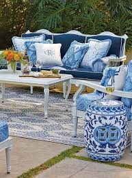 chinese garden stool. Blue And White Chinese Garden Stool N