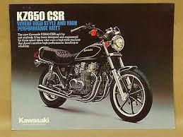 1981 kawasaki kz650 csr specs