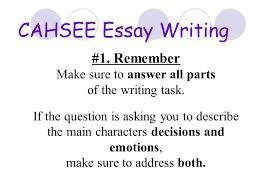 cahsee essay examples cahsee practice problems video khan  27 cahsee cahsee essay examples