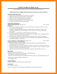Pharmacy Technician Resume 100 Entry Level Pharmacy Technician Resume Biodata Samples 43