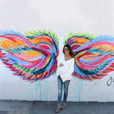 wings wall