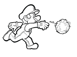 Mario Coloring Pages To Print Funny Super Odyssey Coloring Pages